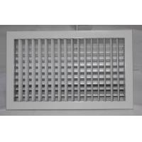 Buy cheap supply aluminum hvac variable adjustable air conditioning grilles linear from wholesalers