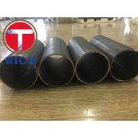 Best Q235 Carbon Steel Welded Pipe Gb/t8162 Thick Wall For Mechanical Structure wholesale