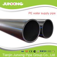 Best 560mm 20inch large diameter plastic polyethylene hdpe water tubes wholesale