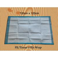 Cheap Waterproof Disposable Incontinence Bed Pads Absorbent Underpads Anti - Allergic for sale