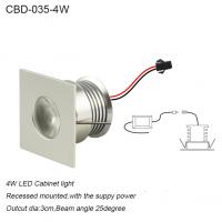 Cheap mini high quality led cabinet light 4w for cabinet use for home decoration for sale