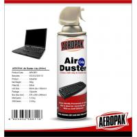Cheap Non Toxic Industrial Cleaning Products , Computer / Keyboard Air Duster Can for sale