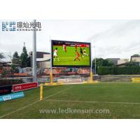 Best 2200CD P4.81mm MBI5020 led stadium display Full Color Waterproof Customized Size wholesale