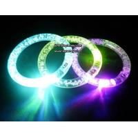 Best Christmas decorate LED flashing LED wristband with factory low down price wholesale