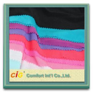 China 3D air sandwich mesh fabric , lingerie polyamide spandex fabric 40D 70D 140D on sale