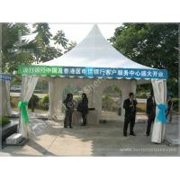 Quality Outdoor Aluminum Frame High Peak Tents , Pagoda Corporate Event Tent wholesale