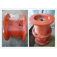 Best Lebus Grooved Drum With Flange , Parts Of The Wich , Or Full Machine wholesale