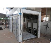 Cheap Stainless Steel Air Shower Passage / Tunnel With Microelectronics Control System for sale