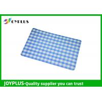 Best Elegant Printed Kitchen Table Mats And Coasters Easy Washing Multi Purpose wholesale
