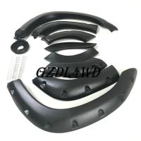 Best 4x4 auto accessories fender flare for toyota land cruiser 80 series wheel arch fender flares lc80 wholesale
