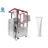 Best PID 19mm Tube 200ml 60ppm Cosmetic Filling Machine wholesale