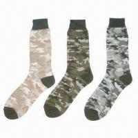 Best Military army soldiers socks, nice design wholesale