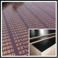 Buy cheap high quality 9mm 12mm 15mm 18mm black/brown film faced plywood to middle east market from wholesalers