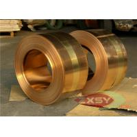 Best Insulated Casting Oxygen Copper Foil Roll , Thin Copper Sheet 0.005mm - 1.2mm wholesale