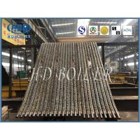 Best Pin Type Boiler Water Wall Tubes Industiral / Power Station Plant Using wholesale