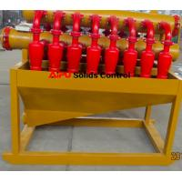 Best Polyurethane hydrocyclone desilter separator in well drilling solids control wholesale