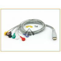 Buy cheap Biox 7 Leadwires Holter ECG Patient Cable Snap AHA TPU Material HDMI Connector from wholesalers
