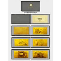 Best Old Australian 24K gold plated per decimal currency for collection wholesale