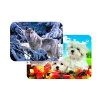 Best Custom Depth 3D Lenticular Placemats Decoration For Dining Room wholesale