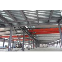 Best High Strength Steel Building Workshop , Multi Storey Pre Built Steel Buildings wholesale