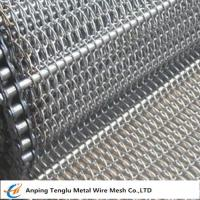 Best Stainless Steel Wire Mesh Strip|Conveyor Belt Mesh Made by SS304 for Pipeline Transport wholesale