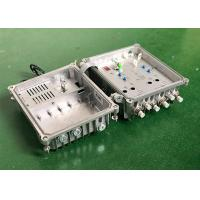 Cheap High Control CATV Optical Receiver Built In EOC Insertion Function for sale