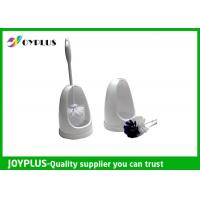 Best Easy Operation Bathroom Cleaning Accessories Self Cleaning Toilet Brush HT1030 wholesale