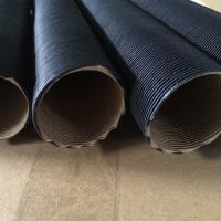 China Aluminum Paper HOT AIR FAN HOSE for automotive heat shield on sale