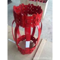 Hinged Bow Spring Centralizer Oil And Gas  4mm Thickness With Different Collar