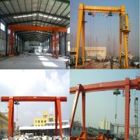Best Supply of MH 10 t - 20 m type electric hoist gantry crane, electromagnetic gantry crane wholesale