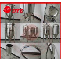 Best 100L Frequently Micro Conical Fermentation Vessels Semi-Automatic wholesale