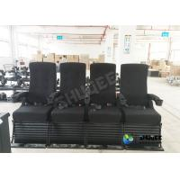 Best Vibration 4D Kino Seats In 4D Movie Theater With Special Effect For 3D Films wholesale