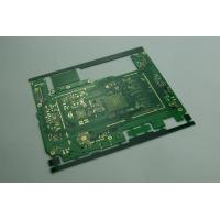 Best Custom Green HAL Printed Multi Layer PCB Boards for High End Electronic 8 Layers 0.7mm wholesale
