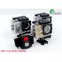 2.4G Remote Gopro Hd Action Camera H9RLT Wifi Manual With 2.0 Inch Screen Waterproof 30M