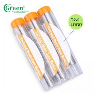 Best 60% Sn 40% Pb Rosin Core Solder Wire 0.5-2.0mm 250-260℃ Working Temperature wholesale