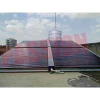 Best Solar Water Heater Vacuum Tube Solar Collector , Evacuated Tube Collector wholesale