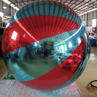 Buy cheap Inflatable Colorful Decoration Ball/Inflatable Mirror Ball In The Stage for Event Or Exhibition from wholesalers