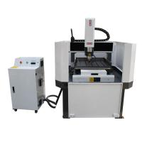 Cheap CNC Aluminum Carving Machine with Oil Mist Cooling/Yaskawa Servo Motor/DSP for sale