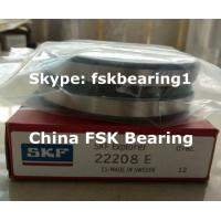 Best  Brand 22208E Spherical Roller Bearings with Cylindrical Bore wholesale