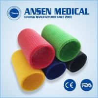 Best Orthopedics Consumables Colored Fiberglass Casting Bandage with 5cm to 15cm width wholesale