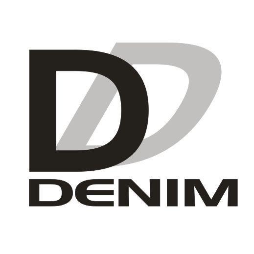 Denim Jeans Jacket White Sliver Metal Buttons Design Washable Fastness