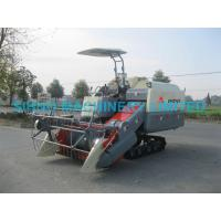 Buy cheap SIHNO 4LZ-2.2Z Full Feed Rice Wheat Combine Harvester from wholesalers