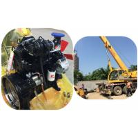 China 6BTA5.9- C180 132KW / 2500 RPM Diesel Engine For Crane / Wheel Loader / Excavator on sale