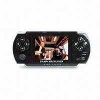 Best Handheld Game MP4 Player with Up to 8GB Flash Memory Storage and 2.8-inch TFT LCD Display wholesale