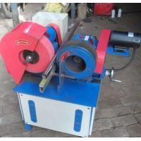 Cheap Adjustable 32 Heads Square Pipe Polishing Machine 11700*1500mm for sale
