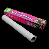 Buy cheap Customized Size Non Stick Baking Paper , Pre Cut Parchment Paper Heat Resistant from wholesalers