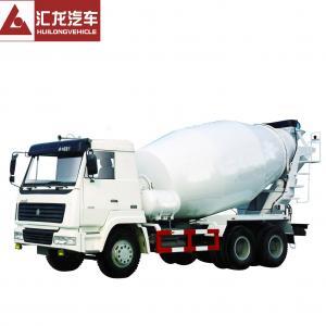 China High Performance HOWO Volumetric Concrete Mixer Truck 6*4 6 CBM Long Life on sale