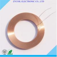 Best Multilayer Toroid Air Core Inductor Coil / Wireless Charger Coil Bobbin wholesale