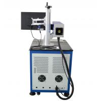 Best Blue AC220V 50HZ 10640 nm Laser Stripping Machine For Enameled Wire / Cable wholesale