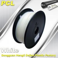 Best PCL Low Temperature 3D Filament,1.75 /3.0mm ,Widely Used In Food And Medical Fields. wholesale